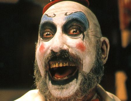 Howdy Folks! You like blood? Violence? Freaks of nature? Well then, come on down to Captain Spaulding's Museum of Monsters and Mad-Men.