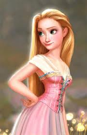Rapunzel empowered