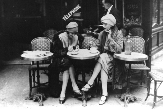 The language of the flapper was itself an expression of liberation from authority and sexual constraint.