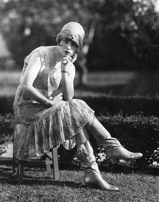 Iconic Flapper, disdain for authority and a love of independence was her foundation.