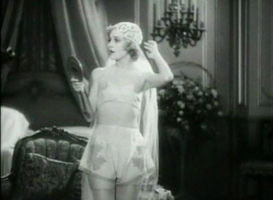 Definitely Pre-Code clothing here!