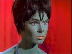 Yvonne Craig...an unexpected inspiration for my SWTOR character Gaella...