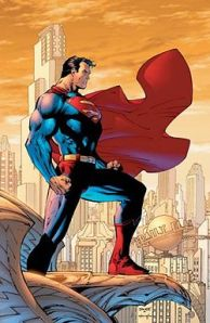 Hoping next week I can take on the role of Superman and get more writing work done....