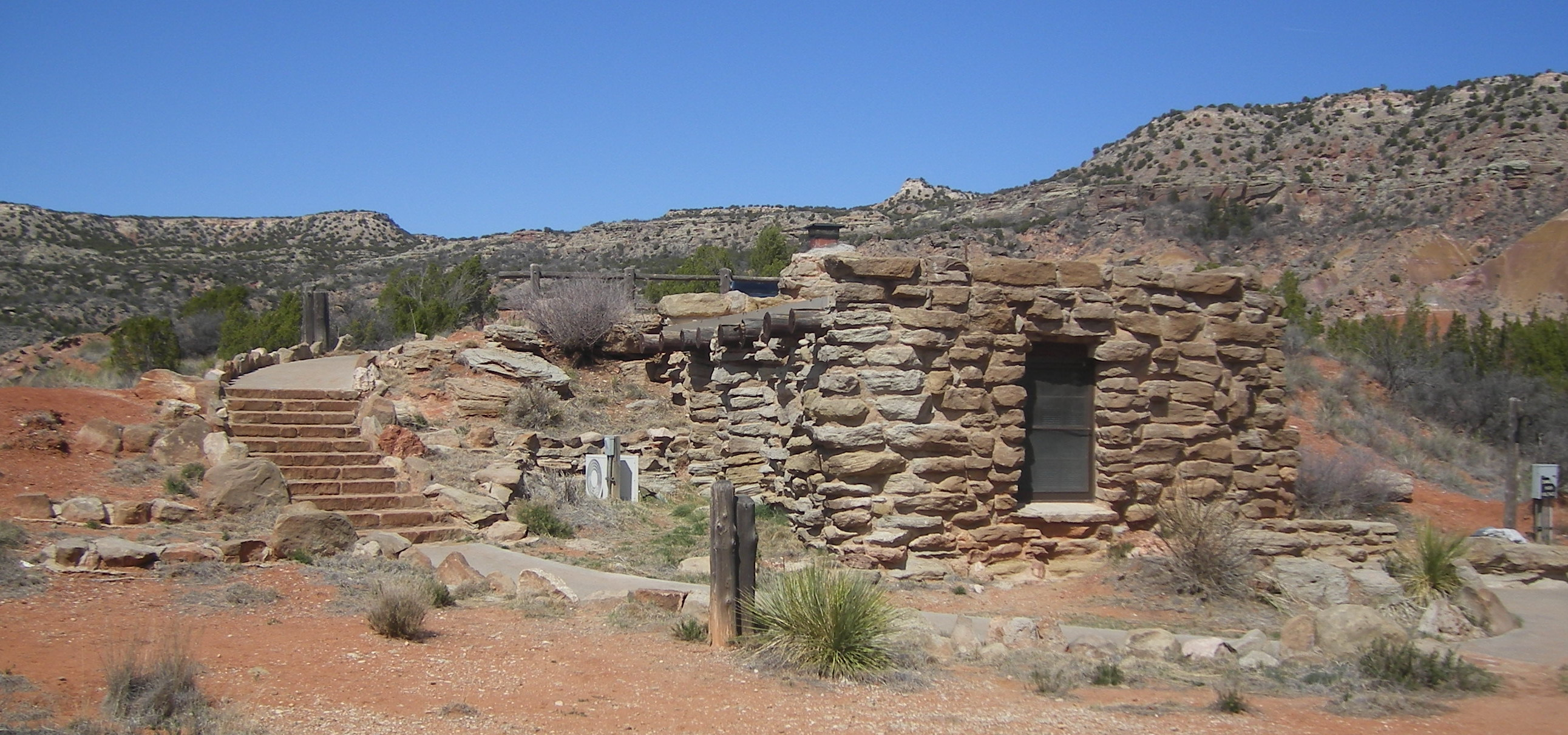 Cow Cabin Camping In Palo Duro Canyon Hoover S Corner