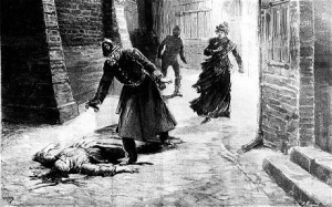 I am working on a Jack the Ripper story set in a dark fantasy world where magic is waning and science is on the rise....